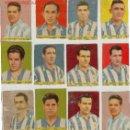 Cromos de Fútbol: (2308-F) CROMOS FUTBOL REAL SOCIEDAD FOTO-DEPORTE 1944 A 3 EUROS LA UNIDAD.. Lote 159713497