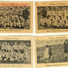 Cromos de Fútbol: (2353-F) CROMOS FUTBOL CAMPEONATO NACIONAL DE LIGA 1ª DIVISION 1951-52 A 2,50 EUROS LA UNIDAD.. Lote 15660398