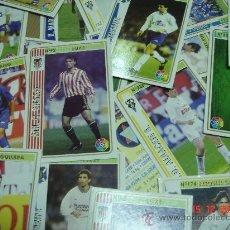 Cromos de Fútbol: 150 CROMOS LAS FICHAS DE LA LIGA TEMP: 94 95 MUNDICROMO -SIN REPETIR. Lote 26422651
