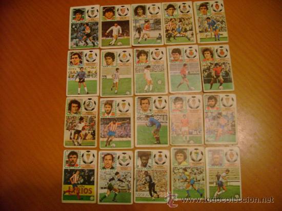 CROMOS DE FUTBOL O FUTBOLISTAS LIGA 83/84 (Coleccionismo Deportivo - Álbumes y Cromos de Deportes - Cromos de Fútbol)