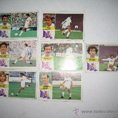Cromos de Fútbol: CROMOS REAL MADRID LIGA 82-83. Lote 11809541