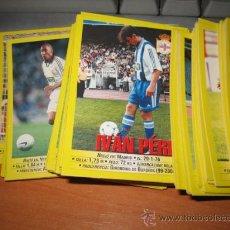 Cromos de Fútbol: 200 CROMOS LIGA 1999-2000 PANINI SPORTS A 1€ UNIDAD. Lote 16806304