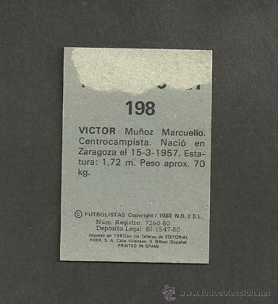 ¿Cuánto mide Víctor Muñoz? 15422205_3668225