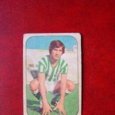 Cromos de Fútbol: LOPEZ - REAL BETIS - EDICIONES ESTE 76-77 - 1976-1977. Lote 15462883