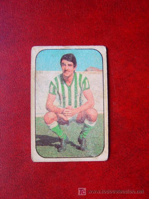 COBO - REAL BETIS - EDICIONES ESTE 76-77 - 1976-1977 (Coleccionismo Deportivo - Álbumes y Cromos de Deportes - Cromos de Fútbol)