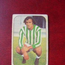 Cromos de Fútbol: MENDIETA - REAL BETIS - EDICIONES ESTE 76-77 - 1976-1977. Lote 15466456