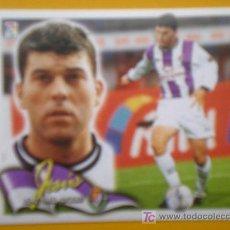 Cromos de Fútbol: 00-01 LIGA ESTE 2000-2001 JESUS ( VALLADOLID ). Lote 15569771