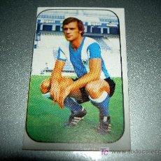 Cromos de Fútbol: CROMO FICHAJE 25 LUBECKE HERCULES CROMOS ALBUM EDICIONES ESTE LIGA FUTBOL 1976-1977 76-77 . Lote 19319537