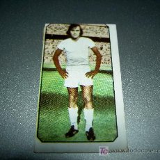 Cromos de Fútbol: CROMO FICHAJE 14 STIELIKE REAL MADRID CROMOS ALBUM ESTE LIGA FUTBOL 1977-1978 77-78 . Lote 24972613