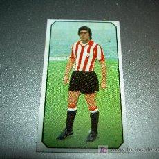 Cromos de Fútbol: CROMO GUISASOLA ATHLETIC BILBAO CROMOS ALBUM EDICIONES ESTE LIGA FUTBOL 1977-1978 77-78 . Lote 31704582