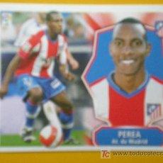 Cromos de Fútbol: 08-09 LIGA ESTE 2008-2009 PEREA ( ATLETICO DE MADRID ) . Lote 16077464
