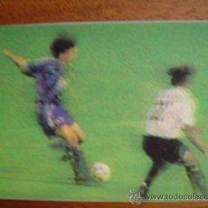 Cromos de Fútbol: AMAVISCA ( REAL MADRID ) - NÚMERO 16 DE VIDEO-CARDS LIGA 96/97 DE PANINI EN . Lote 42461269
