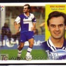 Cromos de Fútbol: EDICIONES ESTE 2002/03 - FICHAJE 14 - EDU ALONSO - DPTVO. ALAVÉS. ALBUM ESTE 02/03 ( ) . Lote 16628119