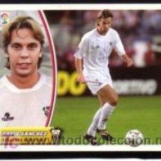 Cromos de Fútbol: EDICIONES ESTE 2003/04 - DAVID SANCHEZ ( COLOCA ) - ALBACETE BALOMPIE. ALBUM ESTE 03/04 ( ). Lote 179195531