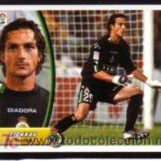 Cromos de Fútbol: EDICIONES ESTE 2003/04 - RICARDO ( COLOCA ) - R. RACING C. ALBUM ESTE 03/04 ( ). Lote 232272775