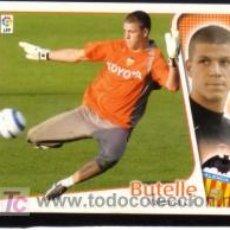 Cromos de Fútbol: EDICIONES ESTE 2004/05 - ÚLTIMO FICHAJE 8 - BUTELLE - VALENCIA CF. ALBUM ESTE 04/05 ( ). Lote 16734509