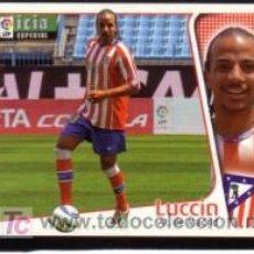 Cromos de Fútbol: EDICIONES ESTE 2004/05 - ÚLTIMO FICHAJE 21 - LUCCIN - AT. MADRID. ALBUM ESTE 04/05 ( ) . Lote 16735149