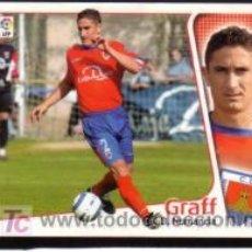 Cromos de Fútbol: EDICIONES ESTE 2004/2005 - ÚLTIMO FICHAJE 24 - GRAFF - CD. NUMANCIA. ALBUM ESTE 04/05 ( ). Lote 268849469