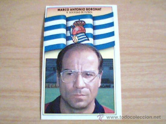 este 90-91 : entrenador marco antonio boronat - Comprar Cromos de ...