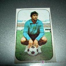 Cromos de Fútbol: CROMO FICHAJE 16 CORRAL MALAGA CROMOS ALBUM LIGA FUTBOL EDICIONES ESTE 1976-1977 76-77. Lote 19563073