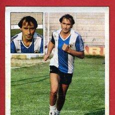 Cromos de Fútbol: CROMO FUTBOL, MULLER DEL HERCULES , FICHAJE 28 , LIGA 81-82 1981-82 , ESTE ,C717. Lote 26960002