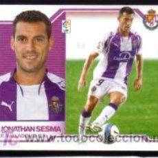Cromos de Fútbol: EDICIONES ESTE 2007/08 – FICHAJE 43 JONATHAN SESMA - R.VALLADOLID (NUNCA PEGADO). ALBUM 07/08 () . Lote 18211522