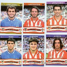 Cromos de Fútbol: MUNDICROMO TOP LIGA 2003. ATHLETIC DE BILBAO.. Lote 23371211