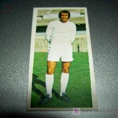 Cromos de Fútbol: CROMO PIRRI REAL MADRID CROMOS ALBUM EDICIONES ESTE LIGA FUTBOL 1975-1976 75-76 . Lote 18288813