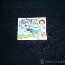 Cromos de Fútbol: ZAPATER. COLOCA ZARAGOZA. EDICIONES ESTE. LIGA 2004 - 2005.. Lote 18644619