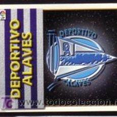 Cromos de Fútbol: EDICIONES ESTE 98/99 – DPTVO. ALAVÉS 15 CROMOS DIFERENTES. TAMBIÉN SE VENDEN SUELTOS. 1998/99 () . Lote 18743343
