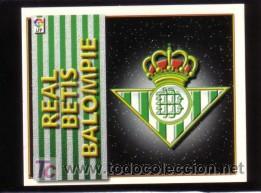 EDICIONES ESTE 98/99 – R. BETIS 21 CROMOS DIFERENTES. TAMBIÉN SE VENDEN SUELTOS. 1998/99 ( ) (Coleccionismo Deportivo - Álbumes y Cromos de Deportes - Cromos de Fútbol)