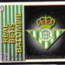 Cromos de Fútbol: EDICIONES ESTE 98/99 – R. BETIS 21 CROMOS DIFERENTES. TAMBIÉN SE VENDEN SUELTOS. 1998/99 ( ). Lote 18760825