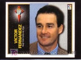 EDICIONES ESTE 98/99 – R.C. CELTA 17 CROMOS DIFERENTES. TAMBIÉN SE VENDEN SUELTOS. 1998/99 ( (Coleccionismo Deportivo - Álbumes y Cromos de Deportes - Cromos de Fútbol)
