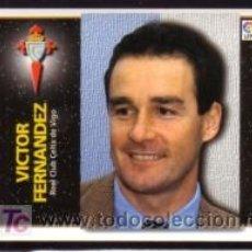 Cromos de Fútbol: EDICIONES ESTE 98/99 – R.C. CELTA 17 CROMOS DIFERENTES. TAMBIÉN SE VENDEN SUELTOS. 1998/99 ( . Lote 18761030