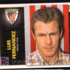 Cromos de Fútbol: EDICIONES ESTE 98/99 – ATH. BILBAO 11 CROMOS DIFERENTES. TAMBIÉN SE VENDEN SUELTOS. 1998/99 ( . Lote 18761091