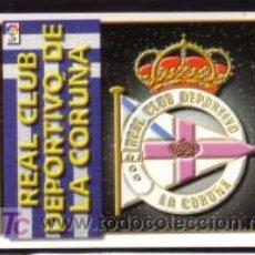 Cromos de Fútbol: EDICIONES ESTE 98/99 – R.C.DEPORTIVO 24 CROMOS DIFERENTES. TAMBIÉN SE VENDEN SUELTOS. 1998/99 ( . Lote 18761529
