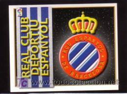 EDICIONES ESTE 98/99 – RCD. ESPANYOL 23 CROMOS DIFERENTES. TAMBIÉN SE VENDEN SUELTOS. 1998/99 ( (Coleccionismo Deportivo - Álbumes y Cromos de Deportes - Cromos de Fútbol)