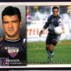 Cromos de Fútbol: EDICIONES ESTE 98/99 – CF.EXTREMADURA 14 CROMOS DIFERENTES. TAMBIÉN SE VENDEN SUELTOS. 1998/99 (). Lote 18762079