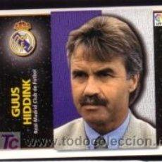 Cromos de Fútbol: EDICIONES ESTE 98/99 – R. MADRID 19 CROMOS DIFERENTES. TAMBIÉN SE VENDEN SUELTOS. 1998/99 (). Lote 18762344