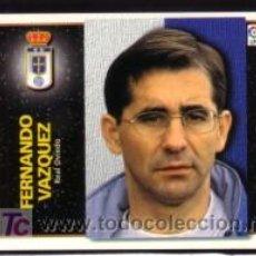 Cromos de Fútbol: EDICIONES ESTE 98/99 – R. OVIEDO 18 CROMOS DIFERENTES. TAMBIÉN SE VENDEN SUELTOS. 1998/99 () . Lote 18763003