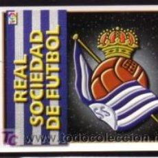 Cromos de Fútbol: EDICIONES ESTE 98/99 – R. SOCIEDAD 22 CROMOS DIFERENTES. TAMBIÉN SE VENDEN SUELTOS. 1998/99 () . Lote 18772070