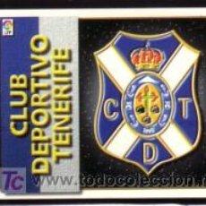 Cromos de Fútbol: EDICIONES ESTE 98/99 – CD. TENERIFE 21 CROMOS DIFERENTES. TAMBIÉN SE VENDEN SUELTOS. 1998/99 () . Lote 18772138