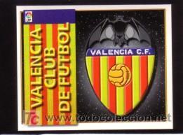 EDICIONES ESTE 98/99 – VALENCIA CF. 18 CROMOS DIFERENTES. TAMBIÉN SE VENDEN SUELTOS. 1998/99 () (Coleccionismo Deportivo - Álbumes y Cromos de Deportes - Cromos de Fútbol)
