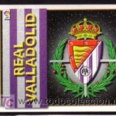 Cromos de Fútbol: EDICIONES ESTE 98/99 – R. VALLADOLID 19 CROMOS DIFERENTES. TAMBIÉN SE VENDEN SUELTOS. 1998/99 (). Lote 18772474