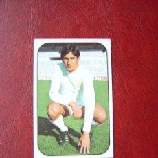 Cromos de Futebol: MACANAS - REAL MADRID - EDICIONES ESTE 1976-1977 - 76-77. Lote 114509836