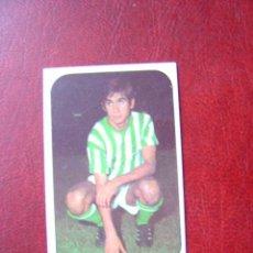 Cromos de Fútbol: CARDEÑOSA - REAL BETIS - EDICIONES ESTE 1976-1977 - 76-77. Lote 114510718