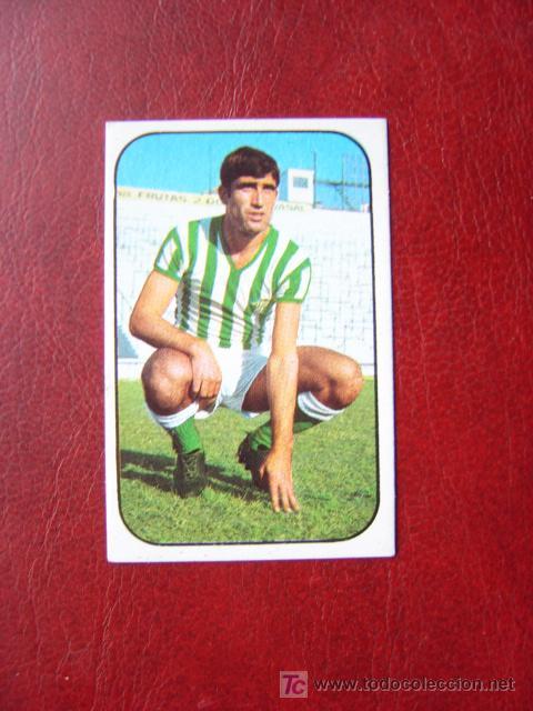 ALABANDA - REAL BETIS - EDICIONES ESTE 1976-1977 - 76-77 (Coleccionismo Deportivo - Álbumes y Cromos de Deportes - Cromos de Fútbol)