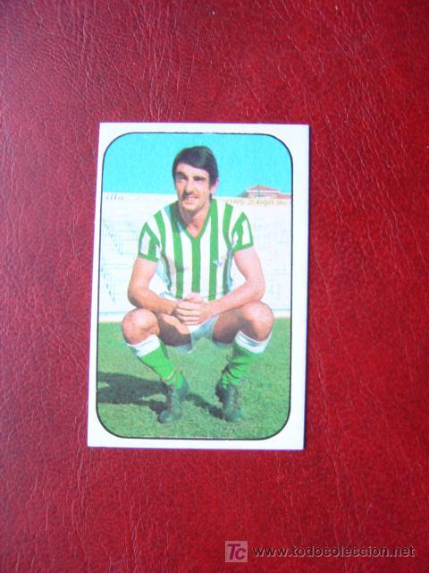 COBO - REAL BETIS - EDICIONES ESTE 1976-1977 - 76-77 (Coleccionismo Deportivo - Álbumes y Cromos de Deportes - Cromos de Fútbol)