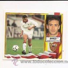 Cromos de Fútbol: BANGO BAJA DEL SEVILLA ALBUM ESTE LIGA 1995 - 1996 ( 95 - 96 ). Lote 236540105