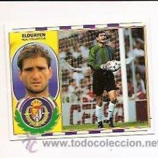 Cromos de Fútbol: ELDUAYEN DEL VALLADOLID ULTIMOS FICHAJES Nº 36 ALBUM ESTE LIGA 1996 - 1997 ( 96 - 97 ). Lote 183398815